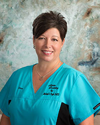 Dental hygienist - Dena Lawler