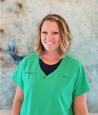Dental hygienist - Lisa Treece